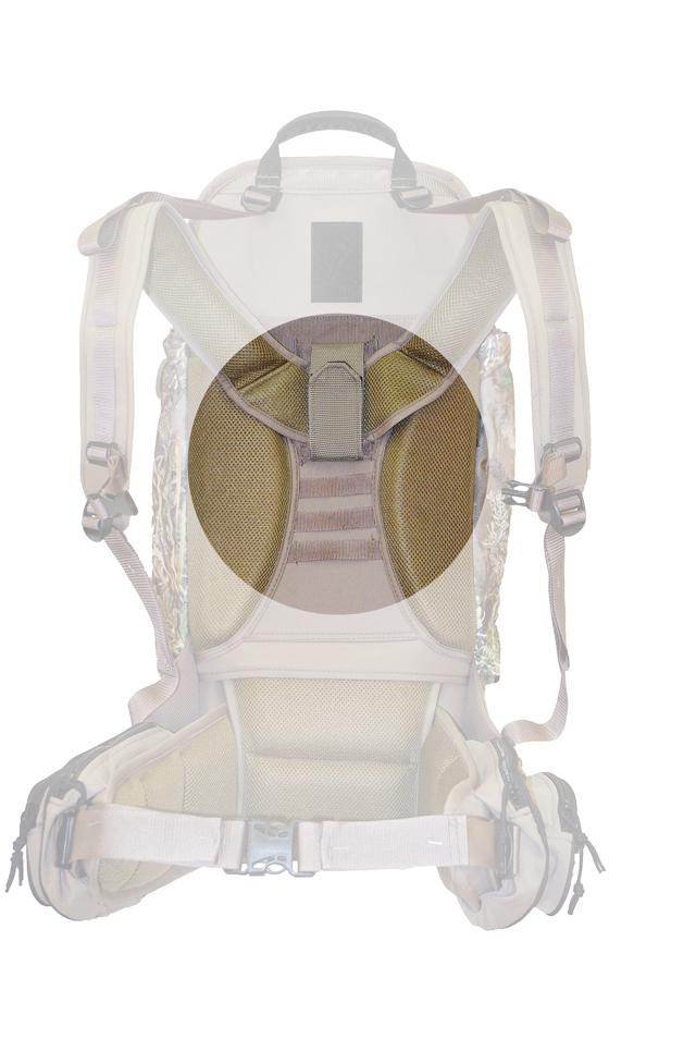 Hybrid Full Curl Frame - Horn Hunter Packs