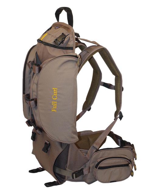 Hybrid Full Curl Frame Horn Hunter Packs