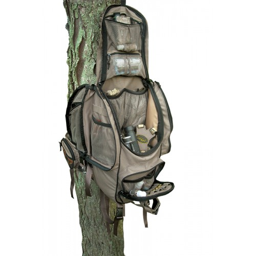 G3 maq treestand pack horn hunter packs for Stand pack