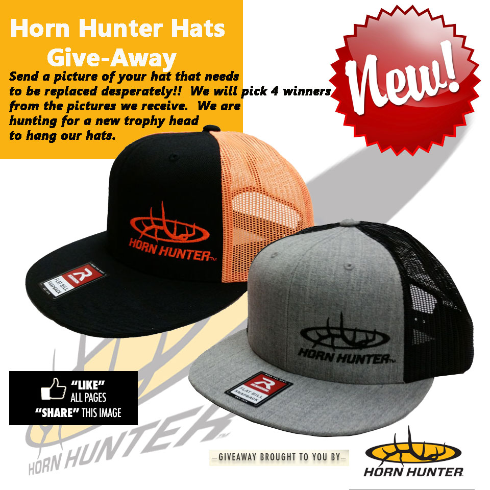 1c1d9d842 Horn Hunter Hats Giveaway - Horn Hunter Packs